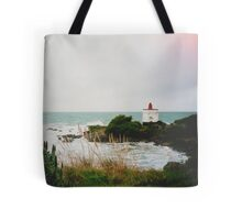New Zealand Lighthouse Tote Bag