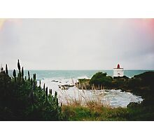 New Zealand Lighthouse Photographic Print