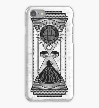 Time iPhone Case/Skin