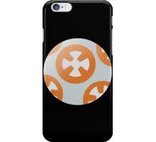 Simple BB8 Circle Design iPhone Case/Skin