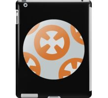 Simple BB8 Circle Design iPad Case/Skin