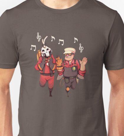 Mannrobics Unisex T-Shirt