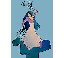 Water _ The Dancing Woman Willow Photographic Print