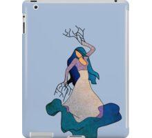 Water _ The Dancing Woman Willow iPad Case/Skin