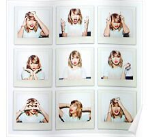 Taylor Swift Lithos Poster