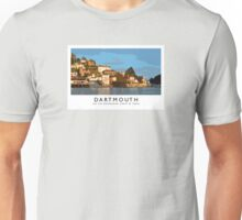 Dartmouth (Railway Poster) Unisex T-Shirt