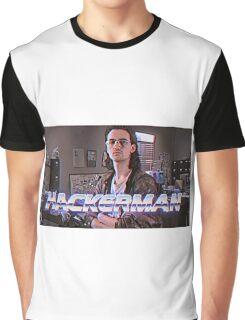 Hackerman Poster Graphic T-Shirt