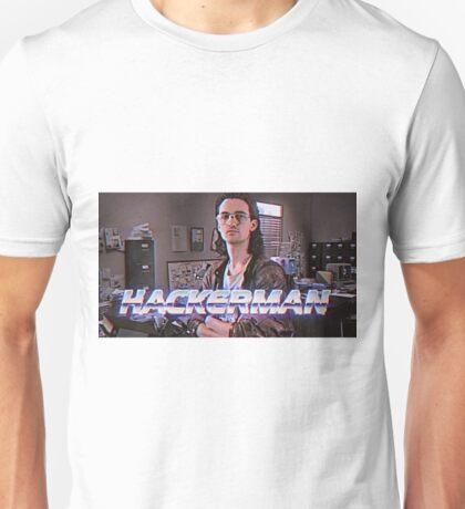 Hackerman Poster Unisex T-Shirt