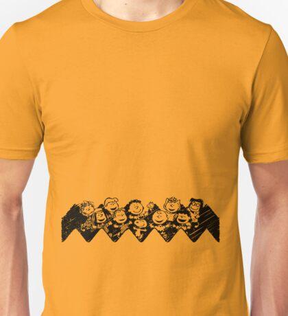 Charlie Brown y sus amigos Unisex T-Shirt