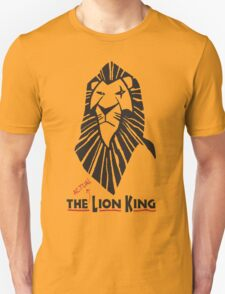 scar the actual lion king T-Shirt