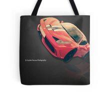 Super Car Tote Bag