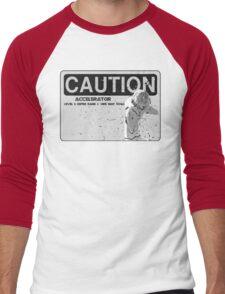 Level 5 Vector Manipulator Men's Baseball ¾ T-Shirt