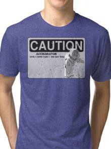 Level 5 Vector Manipulator Tri-blend T-Shirt