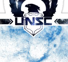 UNSC - Halo Sticker