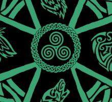 Celtic Nature Sticker