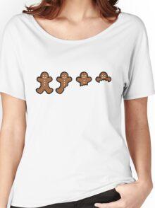 Eaten (Gingerbread Man) Women's Relaxed Fit T-Shirt