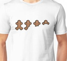 Eaten (Gingerbread Man) Unisex T-Shirt