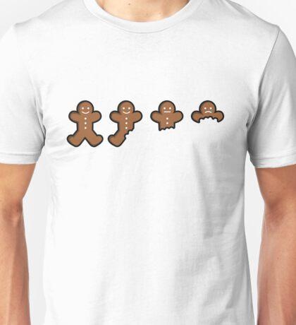 Eaten (Gingerbread Man) Unisex T-Shirt