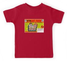 Ant Farm Comic Book Ad Kids Tee