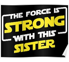 Force Sister Poster