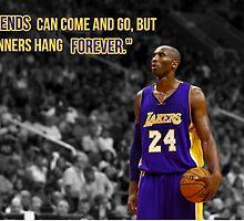 Kobe Bryant Legacy Poster by dyablade