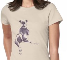puppert Womens Fitted T-Shirt
