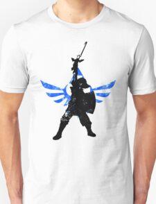 Skyward Stance - Blue T-Shirt