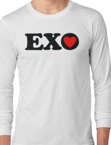 ♥♫I Love EXO Fabulous K-Pop Clothes & Stickers♪♥ Long Sleeve T-Shirt