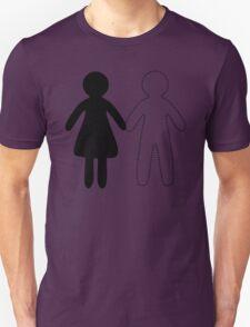 Missing half (Part I - boy) T-Shirt