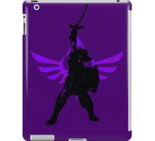 Skyward Stance - Purple iPad Case/Skin