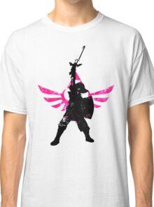 Skyward Stance - Pink Classic T-Shirt