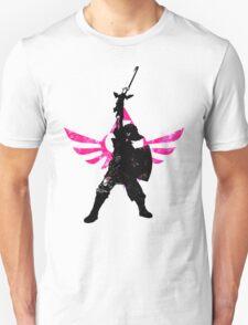 Skyward Stance - Pink T-Shirt