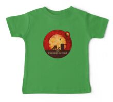 The Children of Time - Circular Baby Tee