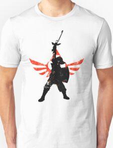 Skyward Stance - Red T-Shirt