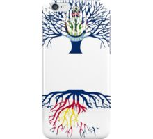 MAINE GROWN WITH COLORADO ROOTS iPhone Case/Skin