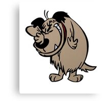 Muttley the Dog Canvas Print