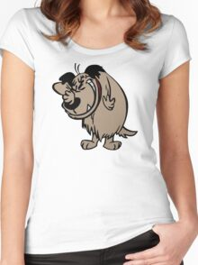 Muttley the Dog Women's Fitted Scoop T-Shirt