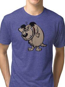 Muttley the Dog Tri-blend T-Shirt
