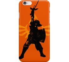 Skyward Stance - Orange iPhone Case/Skin