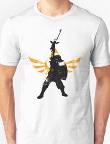 Skyward Stance - Orange T-Shirt