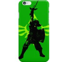 Skyward Stance - Green iPhone Case/Skin