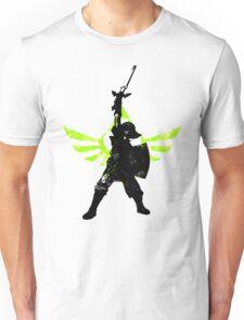 Skyward Stance - Green Unisex T-Shirt