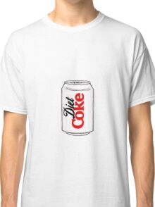 Diet Coke Can Classic T-Shirt