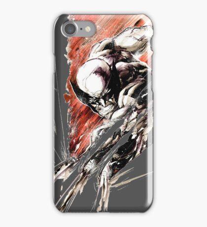 Wolverine Slash iPhone Case/Skin