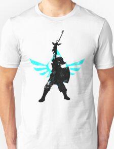 Skyward Stance - Aqua T-Shirt