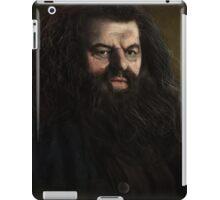 Rubeus Hagrid iPad Case/Skin
