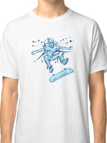 skater hand draw  Classic T-Shirt