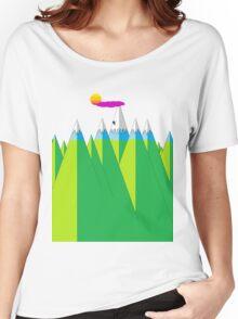 Climb Women's Relaxed Fit T-Shirt