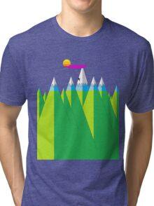 Climb Tri-blend T-Shirt