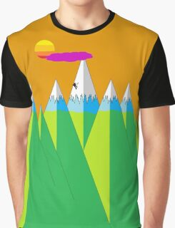 Climb Graphic T-Shirt